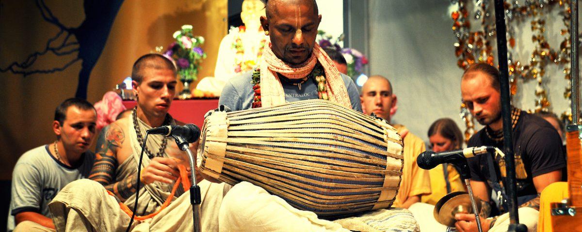 Madhava-Mridanga